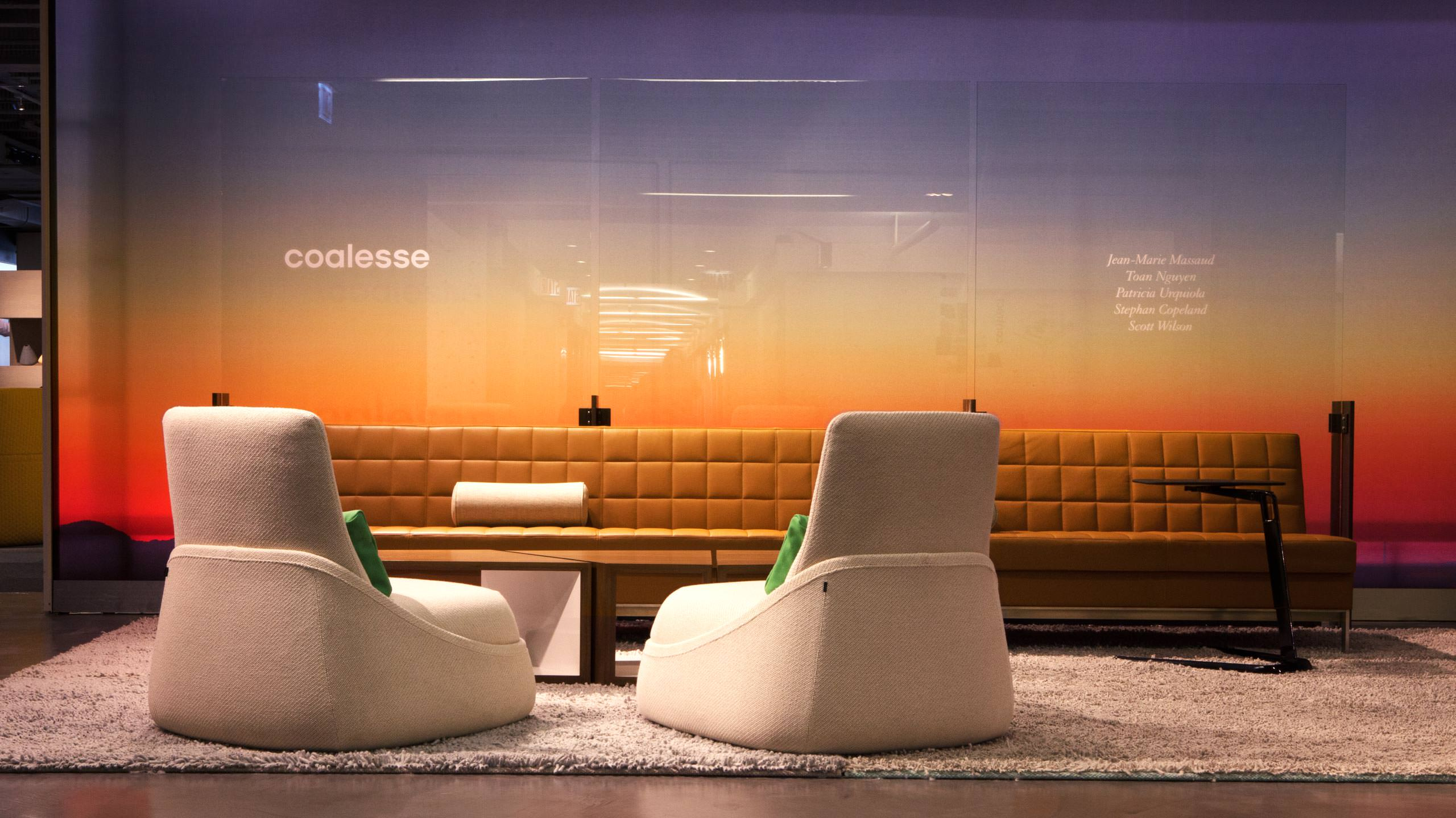 Coalesse Environments Photograph of Hosu Products