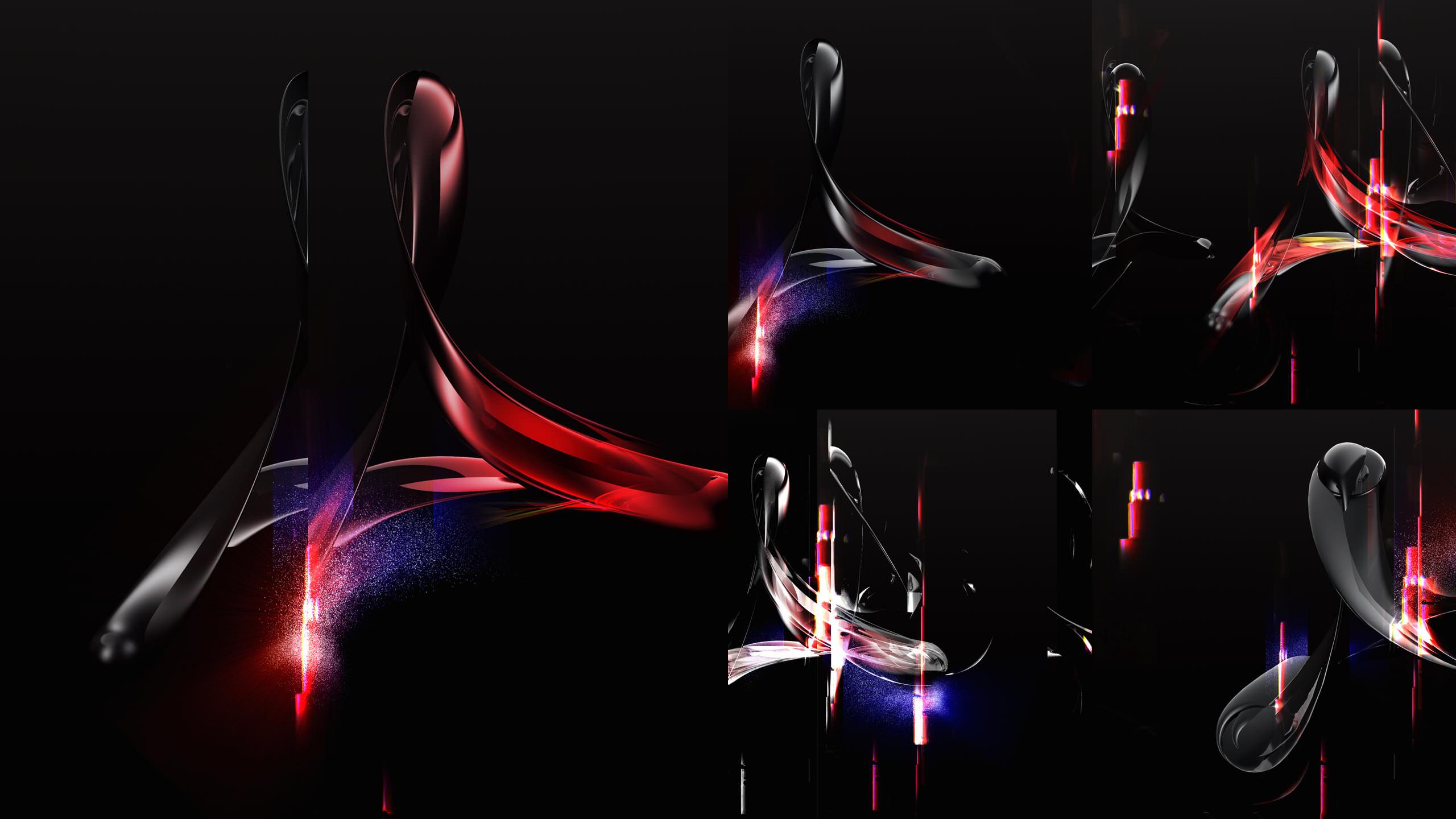 Adobe Acrobat 10 Identity Explorations and Studies