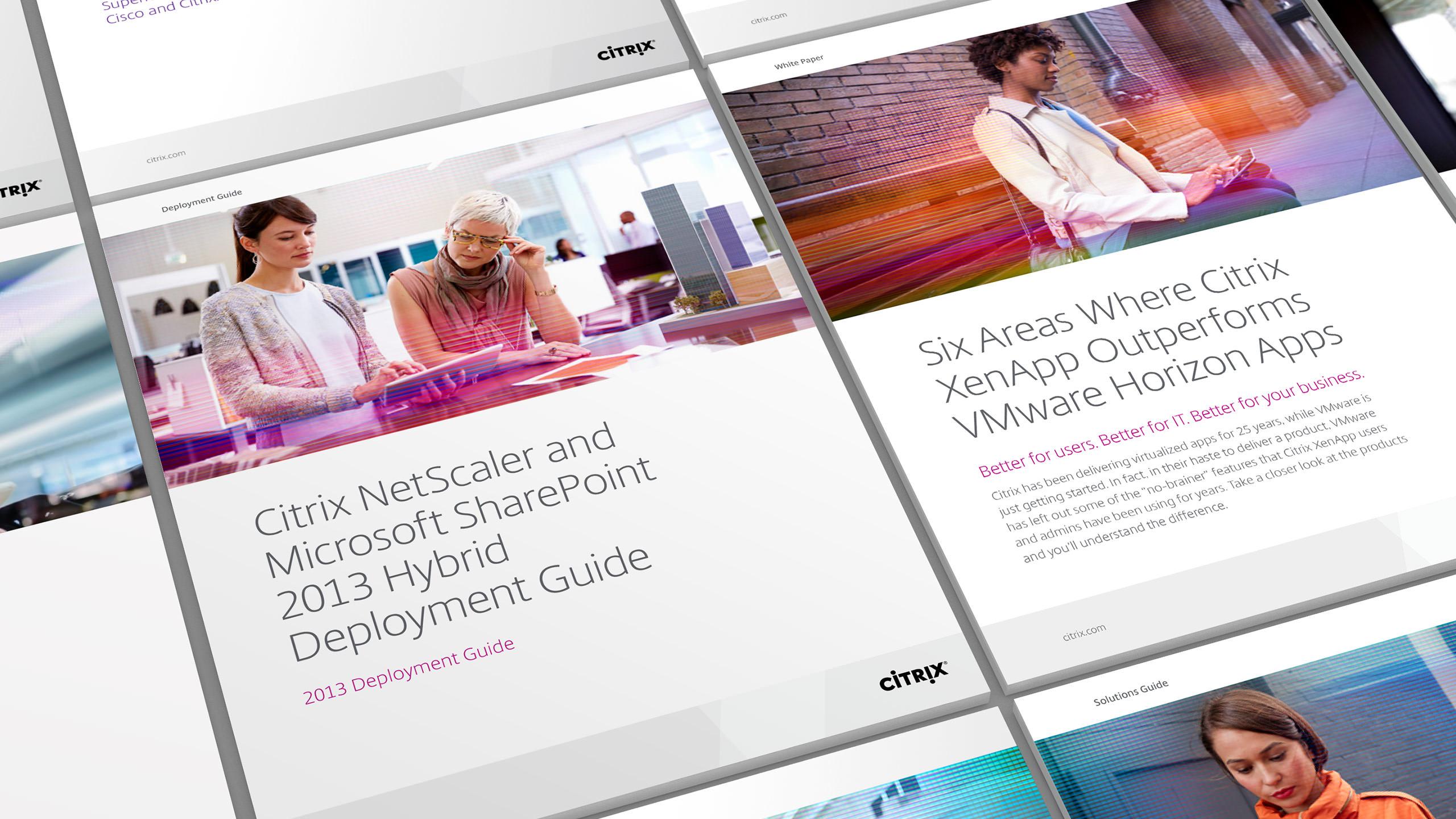Citrix Brand Applications - White Paper