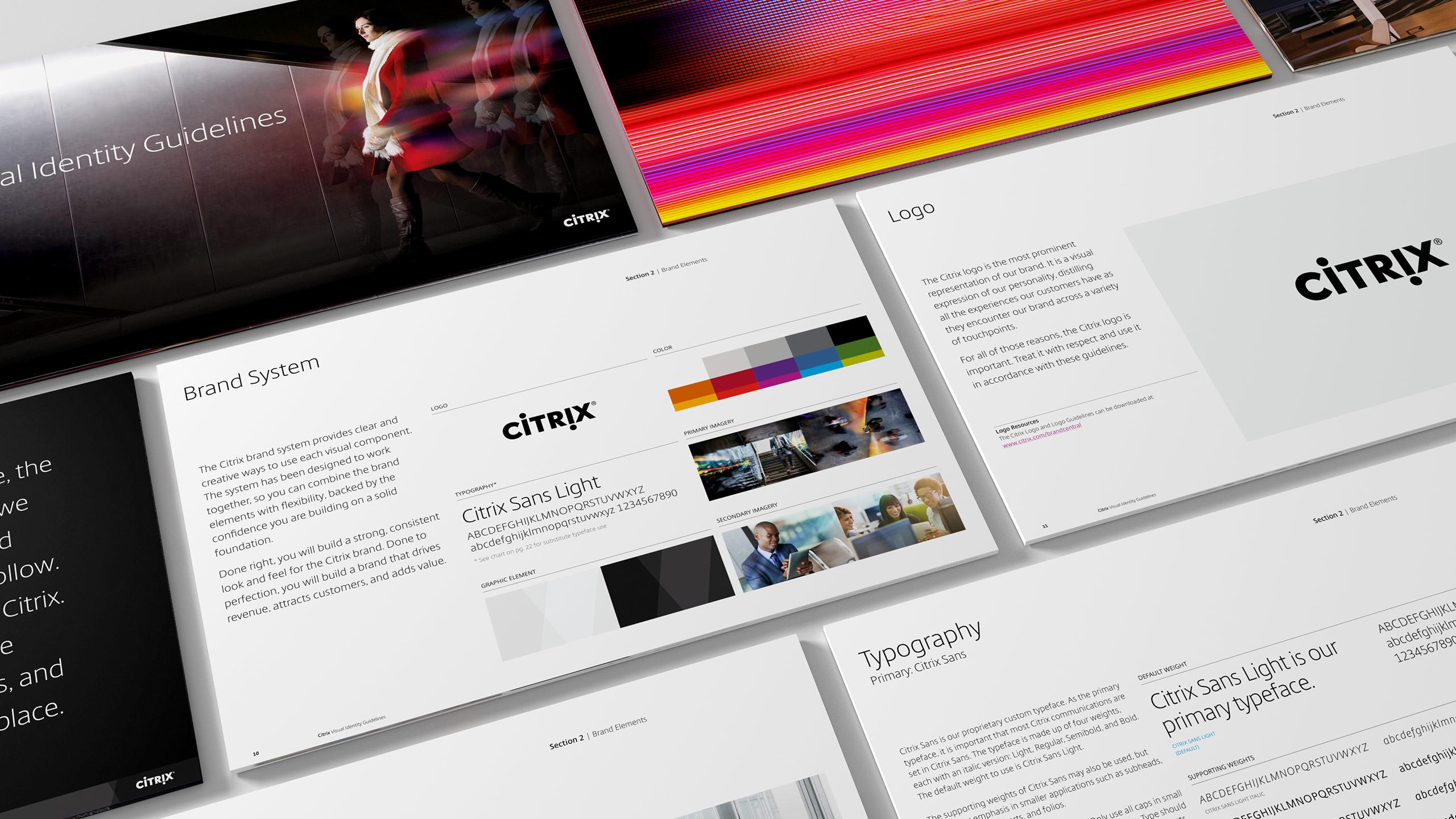 Citrix Brand Guidelines - Logo System