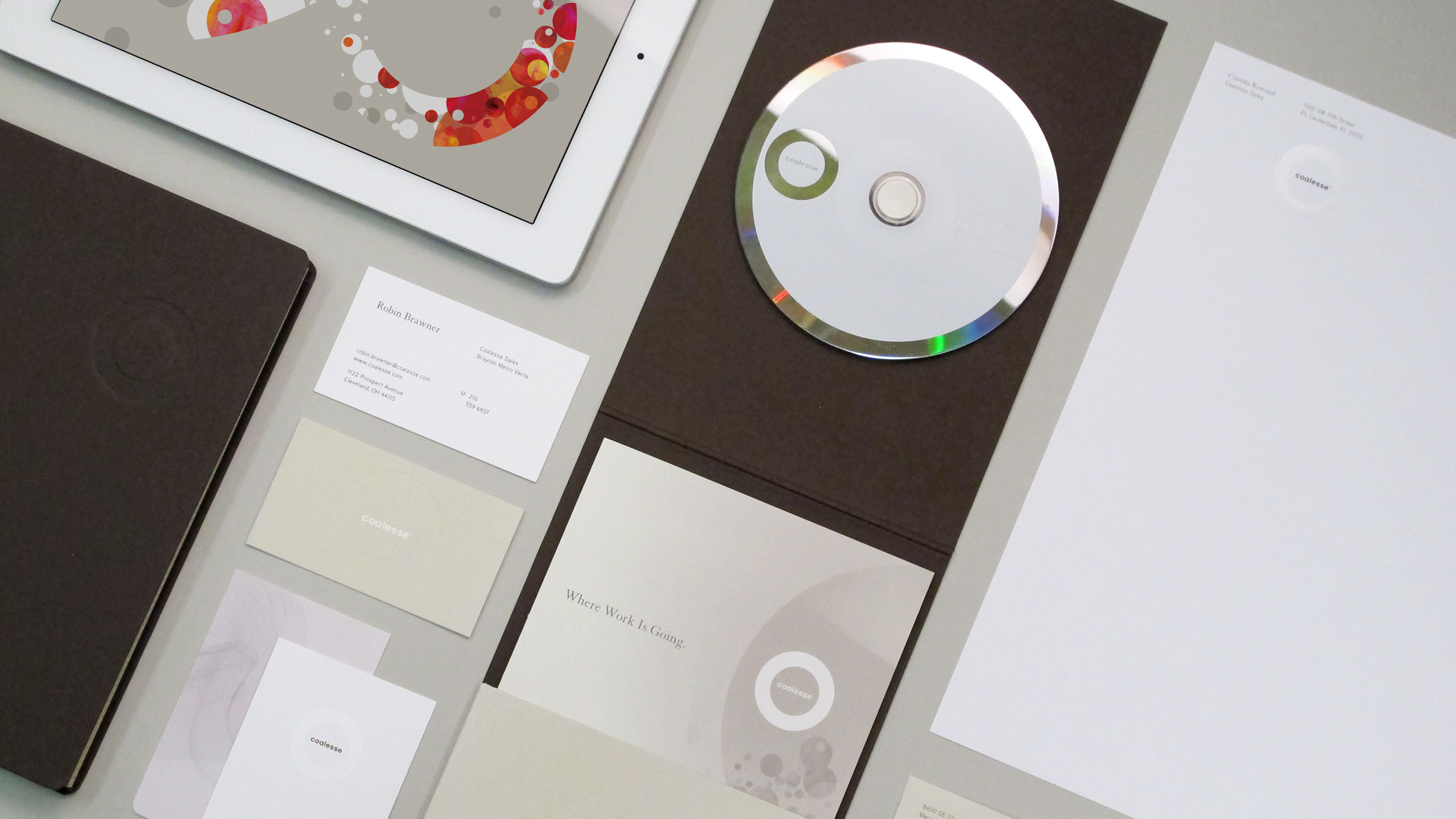 Coalesse Brand Launch Business System