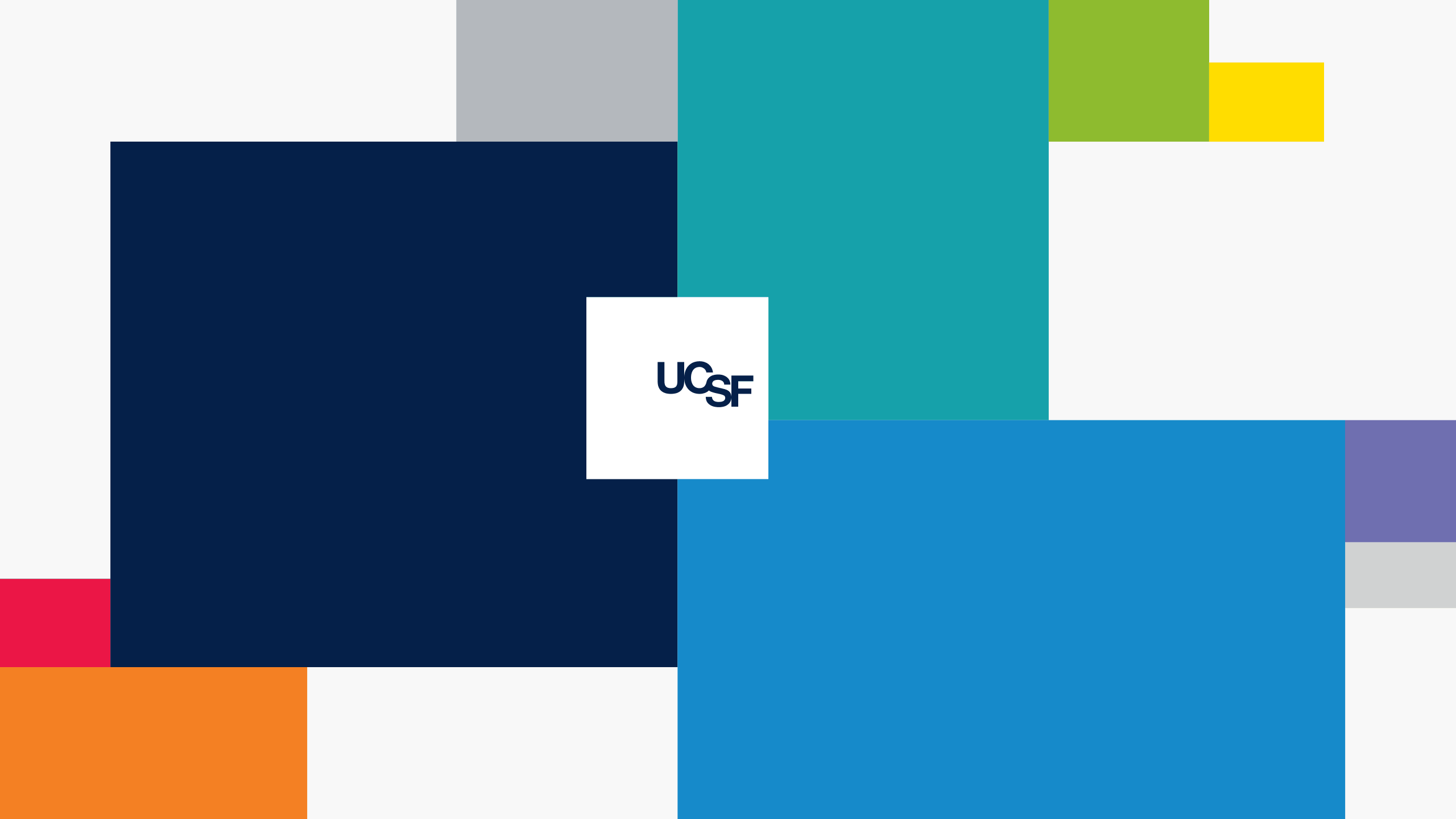 UCSF Brand Color Palette