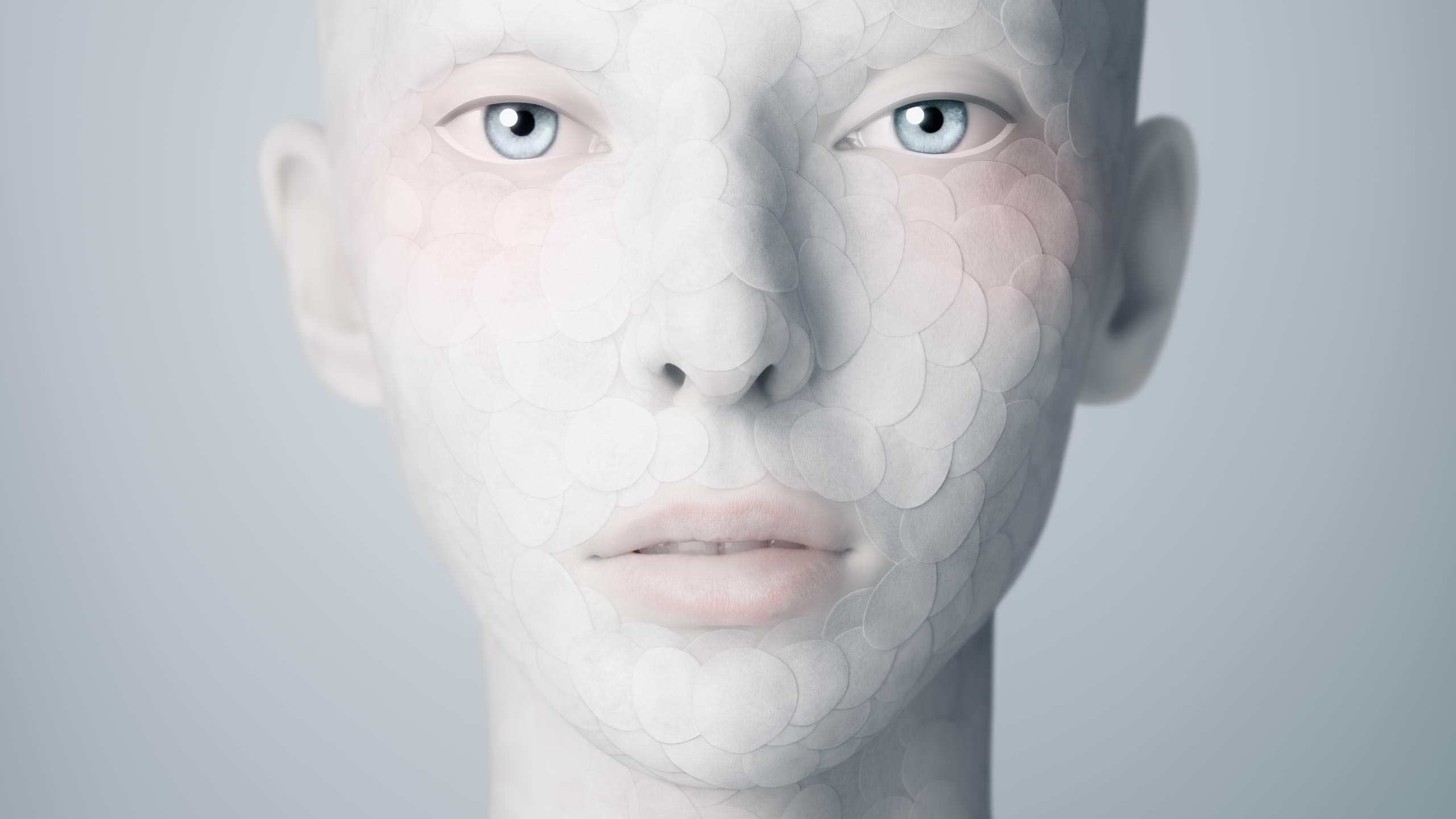 Adobe CS6 Photoshop Campaign of hero face