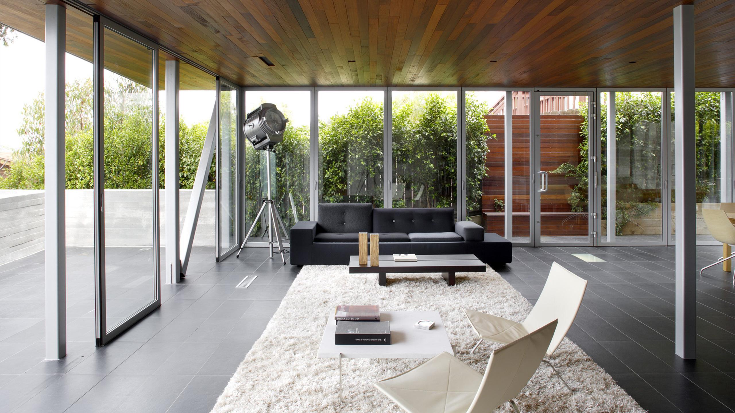 NanaWall Photo of Interior of a La Jolla Home