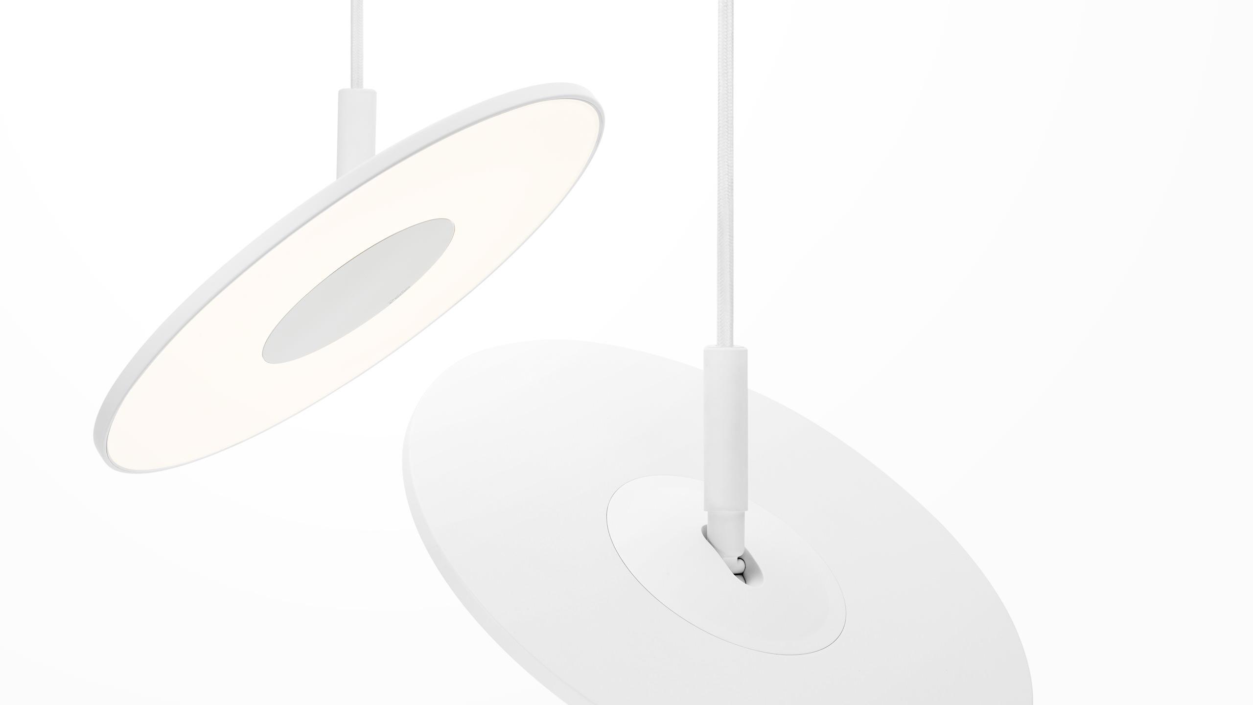 Pablo Designs Circa Pendant White
