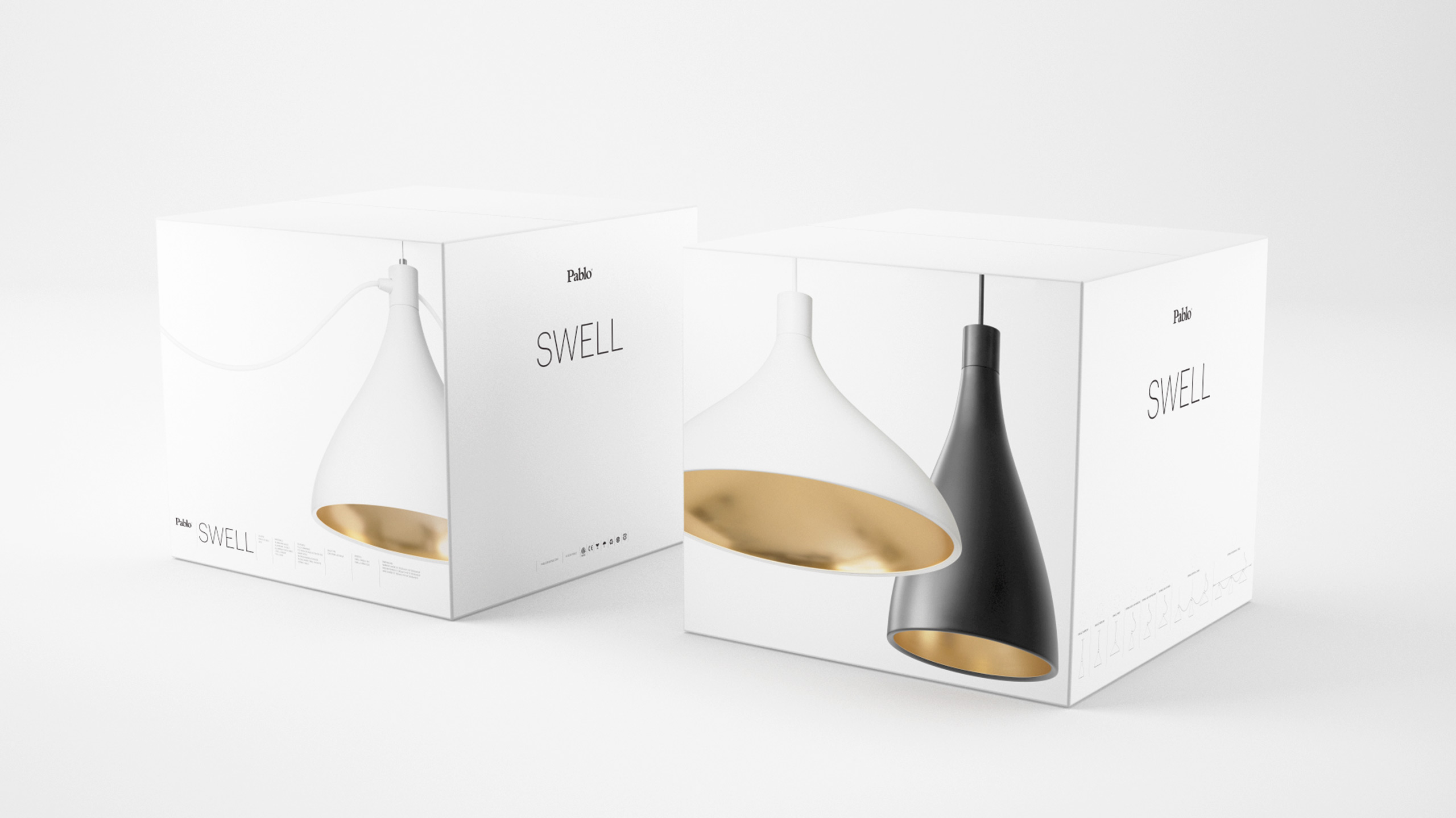 Pablo Designs Packaging - Swell