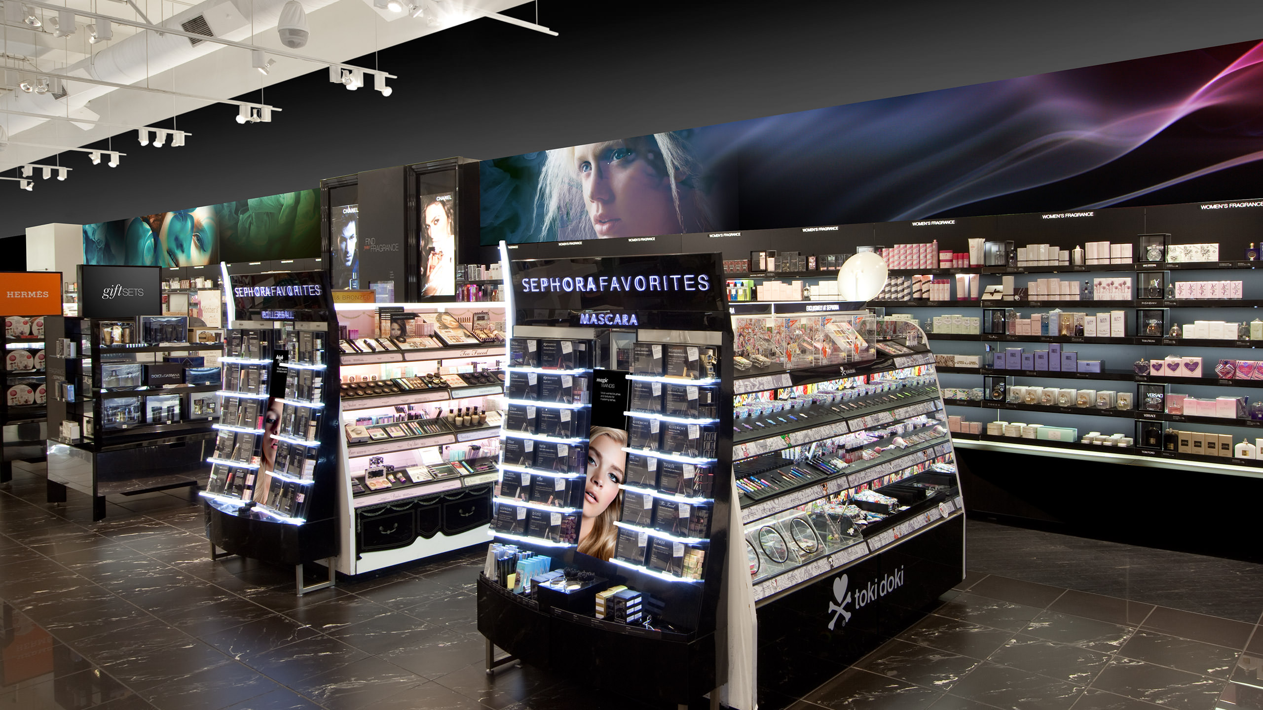 Sephora Retail Store - Interior Space Favorites