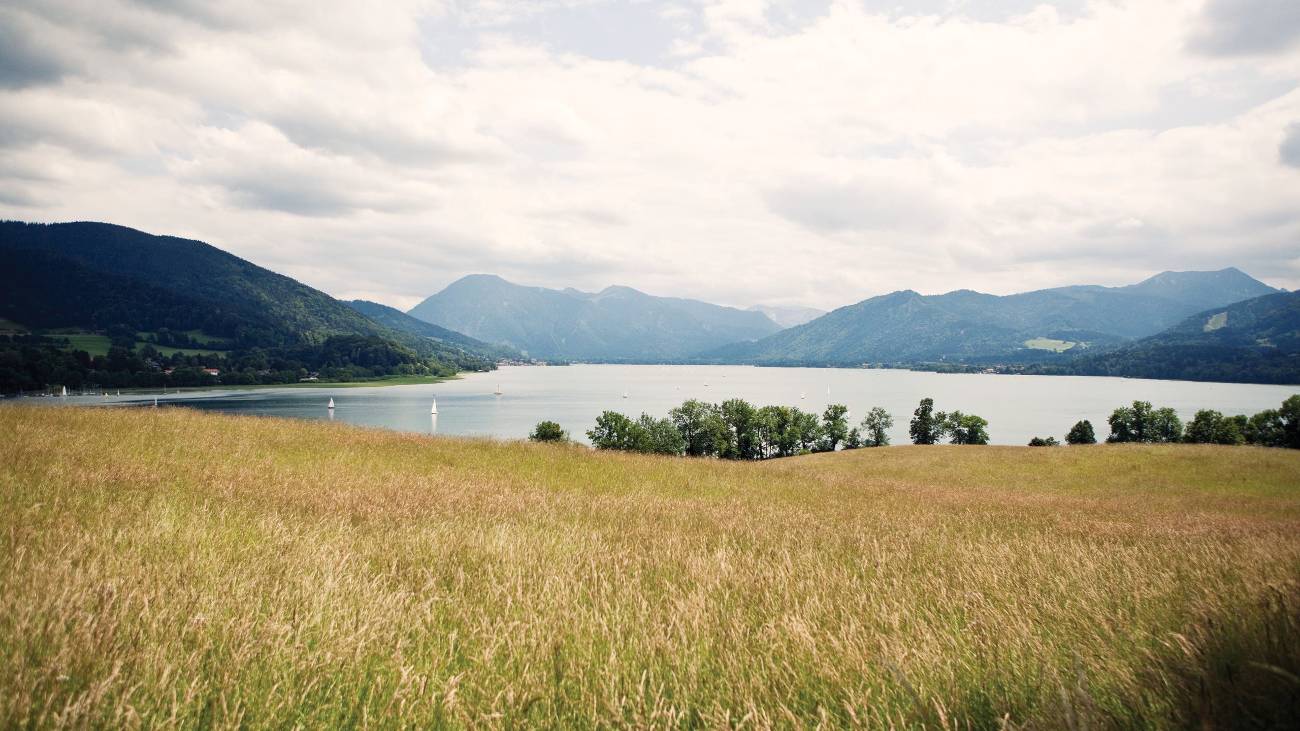 Gmund Brand Refresh Photography of Lake Tegernsee