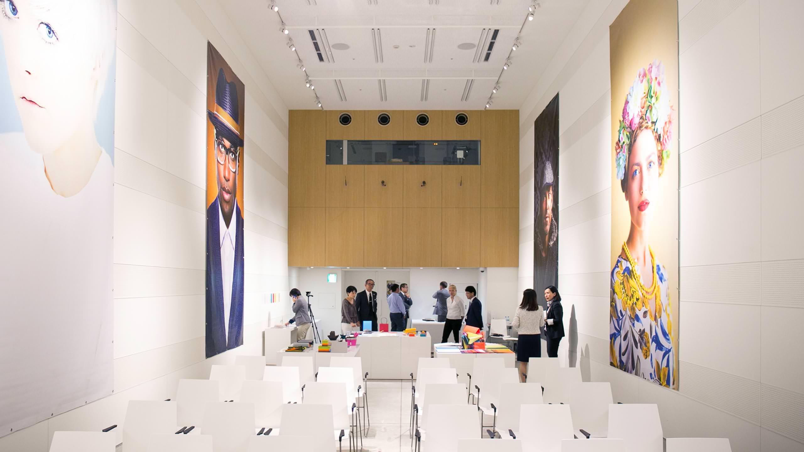 Gmund Colors Campaign Events