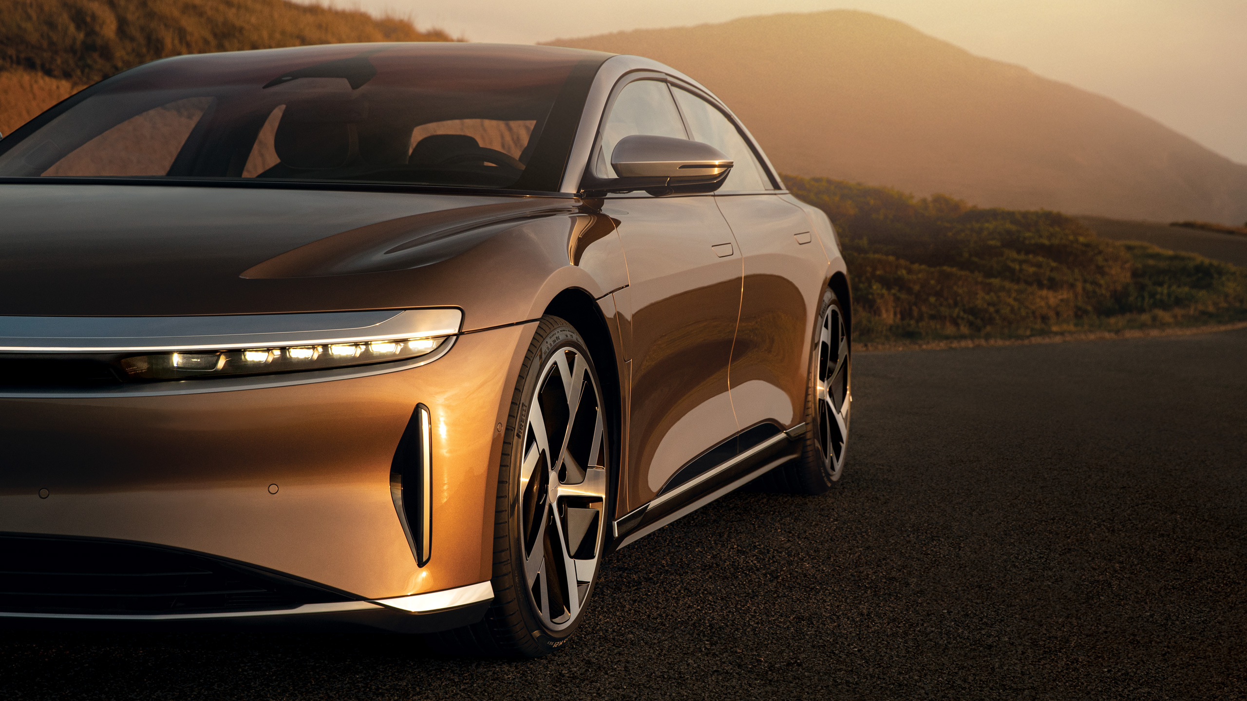 Lucid Motors Work
